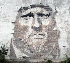 Vhils - Norway