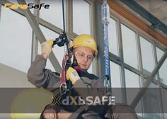 Rescue Descent Devices 55030™= AED1,451.18 #safetyfirst #safety #ppe #care #health #work #life #time #people #dxbsafe #canasafe #fallprotection