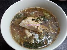 ... in Translation: La Rubrica del Venerdì: Turkey soba noodle soup