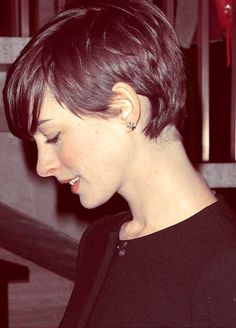 I love this  am terrified that I love it a year into growing mine out!  2013 Short Haircut for women | Short Hairstyles 2013