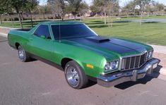 """1974 Ford Ranchero 500, Built 400 V8/C6 auto/3.00 9"""" open diff"""