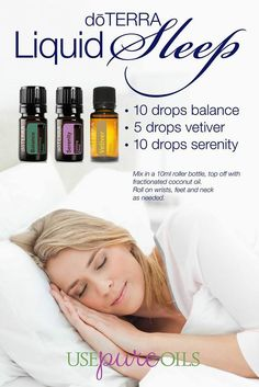 Who wants to enjoy an amazing recipe for doTERRA Liquid Sleep? Balance, Vetiver, & Serenity are all awesome to help you relax. The combination though? Doterra Blends, Doterra Essential Oils, Essential Oils For Sleep, Essential Oil Uses, Aromatherapy Recipes, Aromatherapy Oils, Essential Oils For Inflammation, Lavender Oil Benefits, Elixir Floral