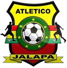 Atlético Jalapa Football Mexicano, Soccer Teams, Badge, San, Superhero, Fictional Characters, Club, Soccer, The World