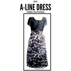 A Guide to make SEWING PATTERNS yourself and make DIY Fashion clothes. List of Free stitching patterns to design and sew your own clothes. Pleated Skirt Pattern, Skirt Patterns Sewing, Sewing Patterns Free, Free Sewing, Sewing Tutorials, Clothing Patterns, Stitching Patterns, Pattern Sewing, Sewing Ideas