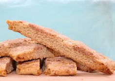 Everything's Coming Up Daffodils: Snickerdoodle Biscotti Recipe