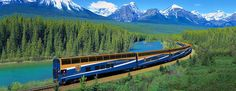Complete Canada Rockies by Rail