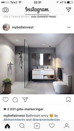 Modern bathrooms ideas modern bathrooms also modern bathroom remodel pictures also modern master bathroom designs also contemporary shower baths white Laundry In Bathroom, House Bathroom, Bathroom Interior Design, Bathroom Renos, Home, Modern Bathroom Design, Modern Bathroom Remodel, Bathroom Decor, Beautiful Bathrooms