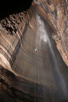 "* Gruta de Elisson * ""Fantastic Cave"". Geórgia, USA."