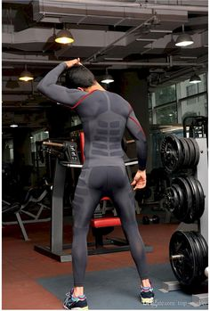 Gym Clothes for Men : 2015 Men Skinny Training Pants Cycling Pants Running Tght Athletics Suits Running Pants Sport Tights Activewear for Male. Sport Tights, Mens Tights, Sport Pants, Men's Activewear, Lycra Men, Estilo Fitness, Running Pants, Hommes Sexy, Gym Style
