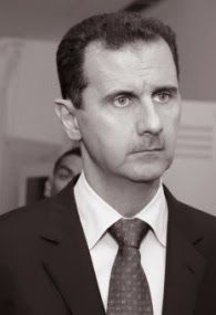 See some similarities? Assad and Hitler