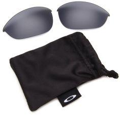 Oakley Half Jacket 13-439 Polarized Rimless Sunglasses,Multi Frame/Grey Lens,One Size