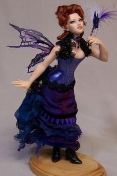 'Jessica' steampunk masquerade fairy by AmandaKathryn on DeviantArt