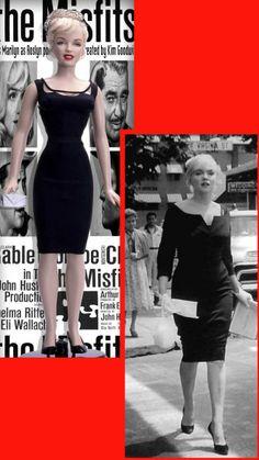 Marilyn Monroe doll by Kim GOODWIN