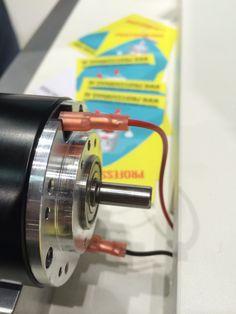 maxon motor -  Shell Energy Lab, Shell Eco Marathon