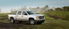 Browse the gallery of exterior photos of the confident and capable 2018 GMC Sierra 1500 light-duty pickup truck. Sierra 1500, My Dream Car, Dream Cars, Fuel Efficient Cars, Compare Car Insurance, Buick Gmc, Jacksonville Fl, Car Pictures