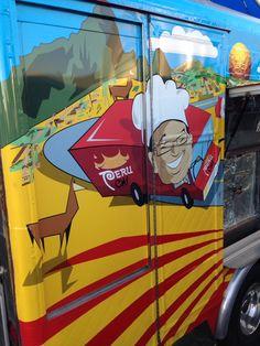Peruchi truck Lomo Saltado, Best Food Trucks