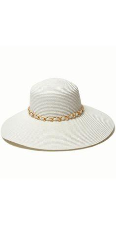 Gottex Physician Endorsed Portofino White Hat  Gottex  2014  Portofino  Hat   Southbeach 45f8991850b