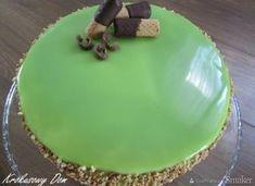 Polewa lustrzana na tort (Mirror Glaze)