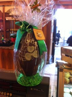Happy Easter with the first egg branded FIBI! many thanks to Caffetteria Ambrosino in Benevento!