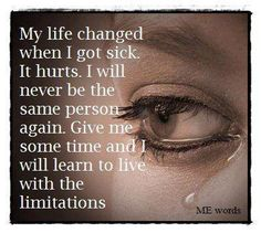 This is something my son will never have to learn. He has been living with Gastroparesis limits since he was born.