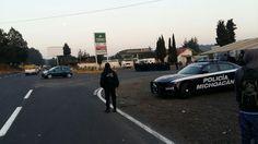 Hay versiones de que hubo presencia de manifestantes en San Juan Tumbio y Tenencia Morelos de Morelia, pero no hay confirmado ninguno de los seis bloqueos carreteros anunciados por organizaciones ...