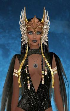 Black Love Art, Black Girl Art, My Black Is Beautiful, Black Girl Magic, Black Girl Cartoon, Scene Hair Colors, Afro Punk Fashion, Fashion Dress Up Games, Beautiful Fantasy Art