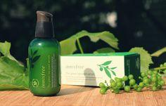 Review: Innisfree Green Tea Seed Serum