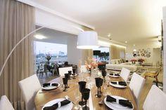 197 m² - Living e terraço - Tecnisa