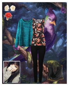 """""""."""" by oosammyoo on Polyvore featuring Mode, Chicnova Fashion, Mavi, Oasis, Dr. Martens, Bling Jewelry und Mawi"""