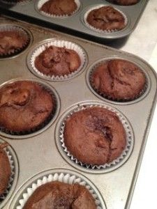 Allergy-free gingerbread cupcakes