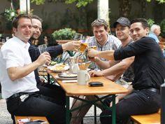 Munich Beer Gardens | Zur Aubinger Einkehr