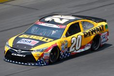Jayski's® NASCAR Silly Season Site - 2016 NASCAR Sprint Cup Series Coca Cola 600 Paint Schemes