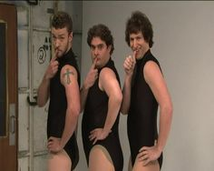 SNL - Beyonce & Justin Timberlake, Single Ladies Parody