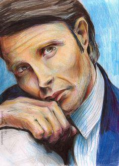 Hannibal by BowieKelly.deviantart.com on @deviantART