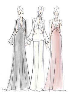 """""""For spring, Erin Fetherston celebrates 10 years of showing in NYFW with a…"""