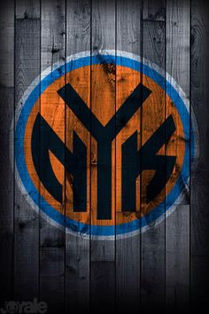 This is one of the New York knicks logo