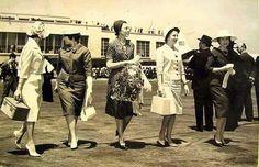 1950 Atatürk zamanın güzel zarif Türk kadınları