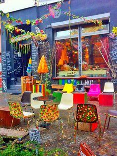 Berlin Kreuzberg Bars (Cool Places)