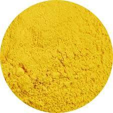 jaune poudre