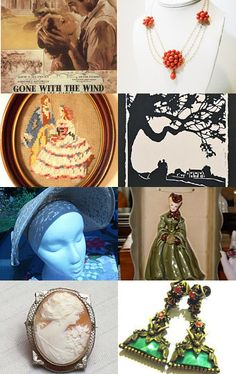 Gone With The Wind by BBGIMAGINATIONS on Etsy--Pinned with TreasuryPin.com