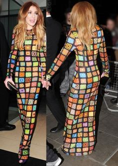 Nicola Roberts house of holland crochet
