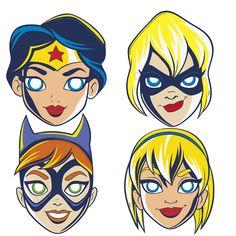 girl superhero clip art little girls superheroes supergirls rh pinterest com girl superhero clipart free girl superhero clip art black and white
