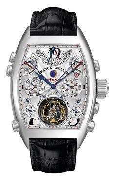 Franck Muller Aeternitas Mega 4, el reloj más complicado del mundo #relojes