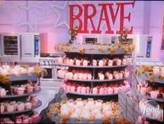 Cupcake Wars did an Episode for Brave! & the host, Justin Willman, wore a kilt!! & apparently Brave is about Scottland...I thought it was Ireland :(