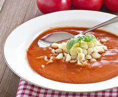 Rajská polévka pro děti s těstovinami Thai Red Curry, Ethnic Recipes, Baby, Food, Diet, Essen, Meals, Baby Humor, Infant