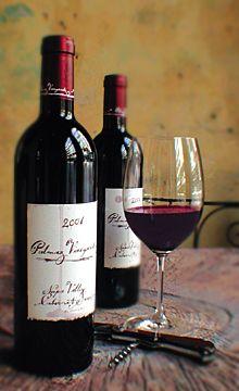 Palmaz Vineyards - a fine boutique winery