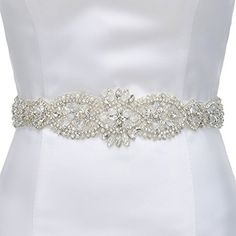 Remedios Handmade Rhinestone And Pearl Satin Bridal Sash Wedding Belt For Women Remedios http://www.amazon.com/dp/B015ODN5SQ/ref=cm_sw_r_pi_dp_3Nd4wb1KH3WJP