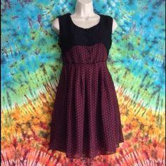It's a Hoot! Skater dress! Owl design dress and sheer vest. moonbasa Dresses