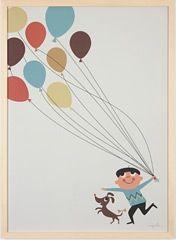 Tivoli Poster (50x70cm)