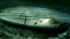 underwater ufo sweden